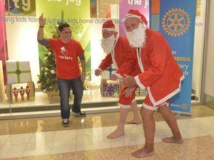 Ready Santa Go