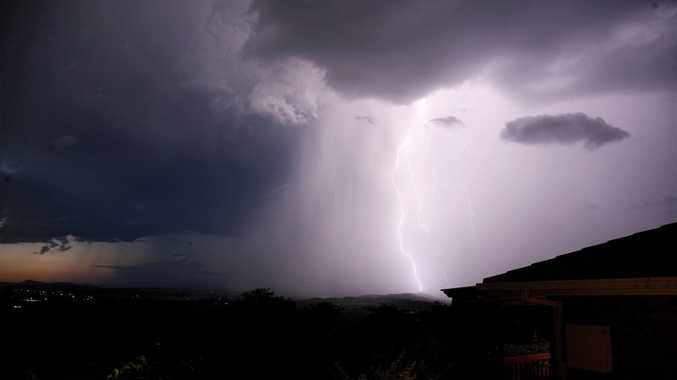 On average, a severe thunderstorm can produce approximately 6,000 lightning strikes every minute