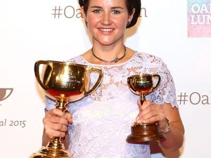 Michelle Payne stood down