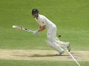 Veteran Voges making up for lost time at Test level