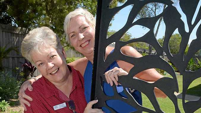 Sue Gammon and Maria Burnet are having an open day at Rotary Lodge soon.