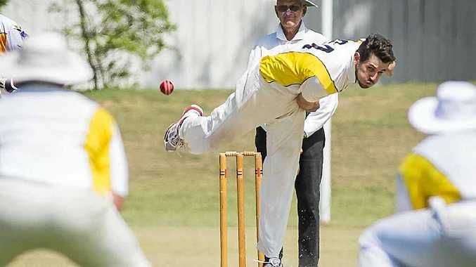 ALL ROUNDER: CQ Centurions' captain Jason Seng will look to take wickets and score runs to lead his side to victory against the Far North and Mackay/Whitsunday in the final round of the North Queensland Cricket Championships in Mackay this weekend.