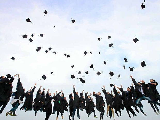 HATS OFF: Universities want more private funding for research projects.