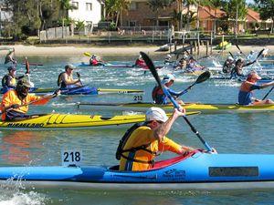 Gruelling paddle ahead for Tumbulgum Tweed Classic