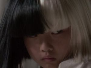 Sia's music video features a new young star