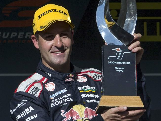 Jamie Whincup is keen to add to his six titles.
