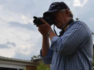 Warwick photographer shares his passion for pictures