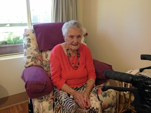 A century of serving her home and community