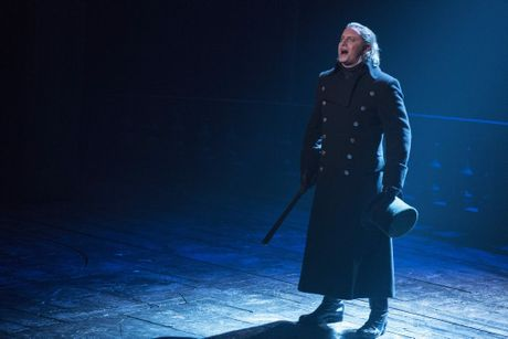 Hayden Tee stars as Javert in the hit musical Les Miserables. One lucky reader will have the chance to win a double pass to see the show when it returns to Brisbane in December.