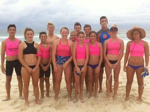 Nippers push for glory in Tannum Sands and Gold Coast