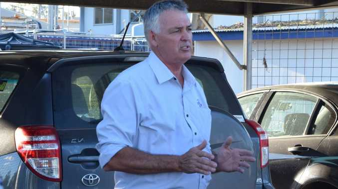 Teys Biloela general manager of operations Duncan Downie. Photo Emma Clarke / Central Telegraph