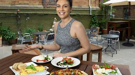 FRESH IDEAS: Viva Italia owner Sofiia Kemp is planning on bringing a younger clientele into the restaurant.