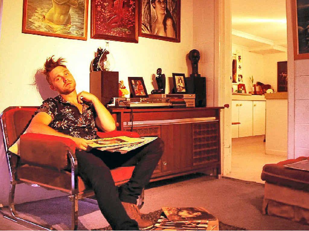 Northern Rivers singer-songwriter Lionheir.