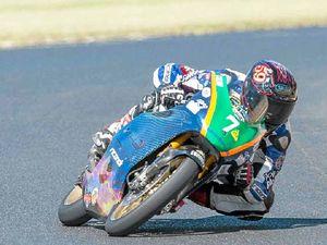 Morgan Park Raceway rated 'better than Phillip Island'