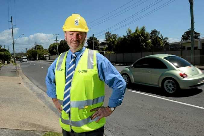 Tweed deputy mayor Gary Bagnall has had an AVO taken out against him by a fellow councillor.