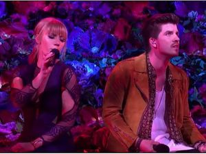 X Factor's Jess & Matt impress with twist on Grease classic