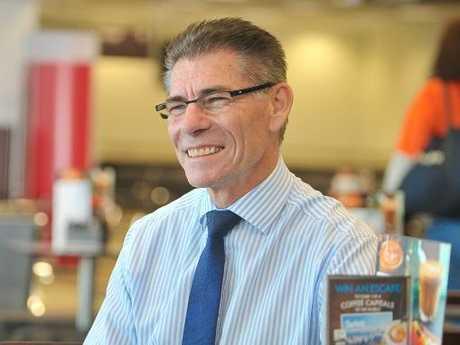 Gladstone Airport former CEO Phillip Cash.