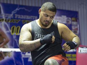 New prep takes Tafa to world title bout