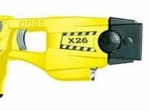 WATERCOOLER: Let paramedics have Tasers