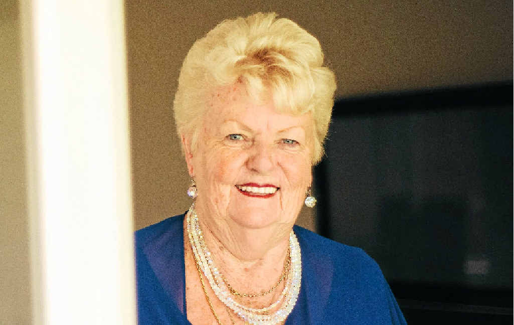 MUCH LOVED: Hervey Bay's Ruth Jennings was tragically killed when her car ran off the road and hit a tree stump near Woolooga on November 5.