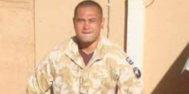 Former Lance Corporal Ko Rutene is being detained in Casuarina maximum security prison in Perth. Photo / Supplied