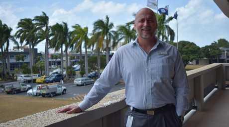 Former Mackay Regional Council CEO Brett Heyward.