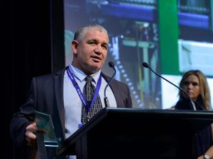 Adam's Haulage takes out award with Automate Gate