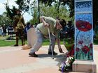 Remembrance Day service Rockhampton. Photo Allan Reinikka / The Morning Bulletin