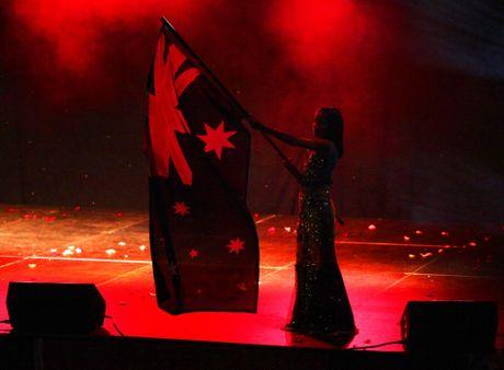 Scene from Diwali, Indian festival of lights in Rockhampton. Photo Sharyn O'Neill / Morning Bulletin