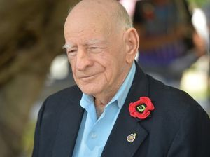 Veteran reflects on war time during Remembrance Day