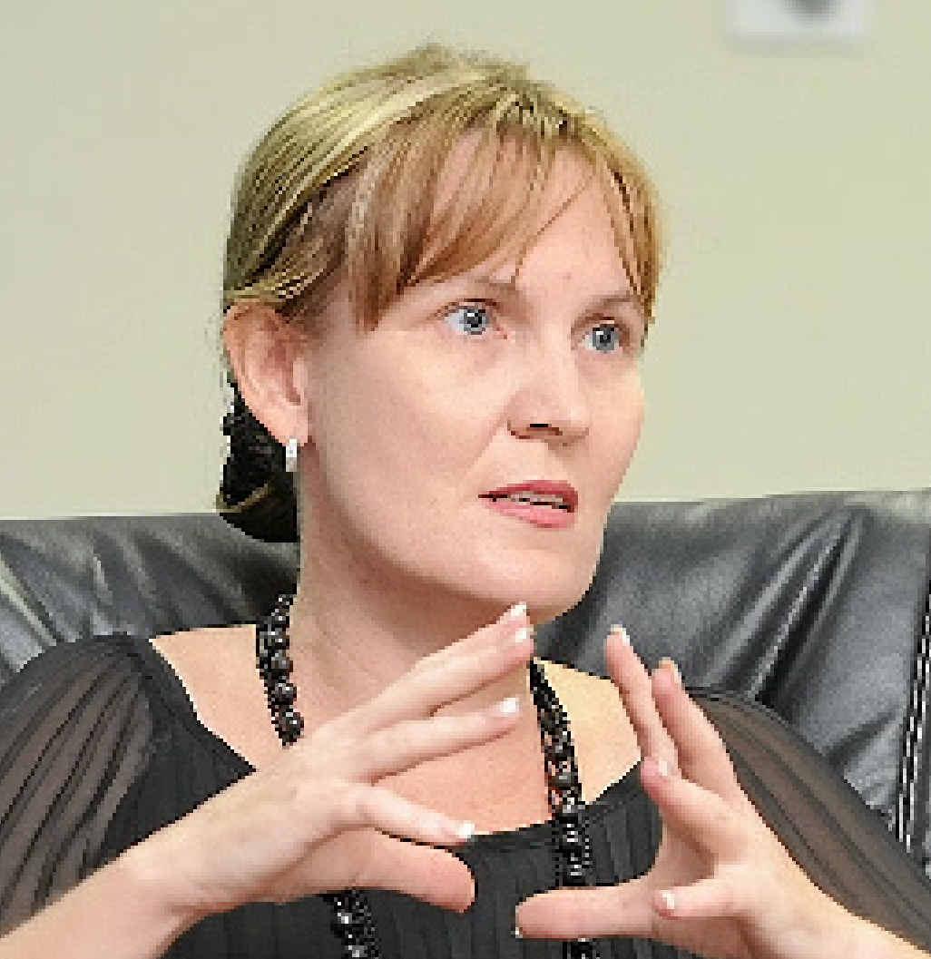 Fraser Coast Regional Council CEO Lisa Desmond.