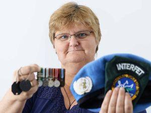 RAAF veteran sees horrors and rewards in humanitarian work