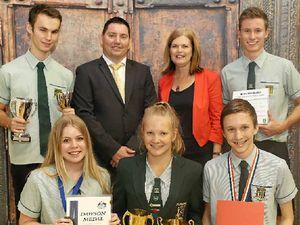 Hard work pays off in PSHS awards