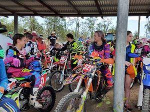 Juniors learn valuable skills at motox development camp