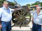 VIDEO: Volunteer reconstructed wheels to fit trophy WWI guns