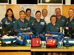 Life-saving gear for Killarney First Responders