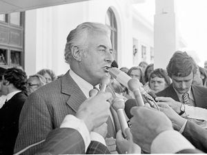 LETTER: Whitlam the best - you must be joking