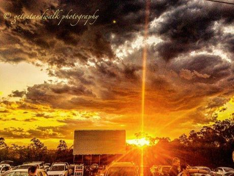 Thank you to all our Facebook photographers - both professional and amateur - who sent in images for this week's cover search. Here are a selection of some of the favourites. Don Tracey - Saturday evening at the drive-in