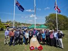 Remembrance Day pride flies high at Gallipoli Place