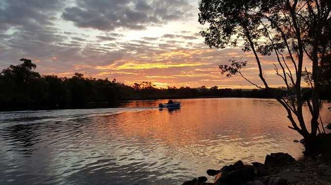 POD Trish Windler Emigrant Creek sunset