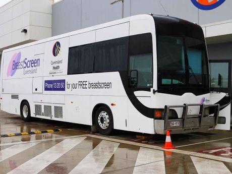 BreastScreen Queensland's digital mobile service.