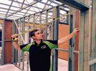 Builder volunteers to finish half-built swimming pool