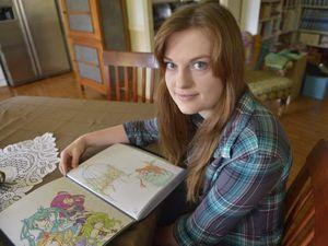 Amber Rose artwork