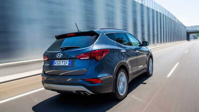 2015 Hyundai Santa Fe Series II Photo: Contributed