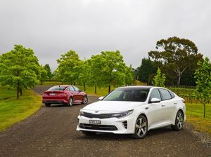 Kia Optima Si and GT road test and review