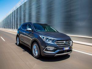Hyundai Santa Fe road test and review