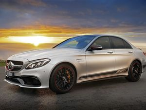 Mercedes-AMG C63 S Edition 1 road test and review