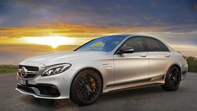 Mercedes Amg C63 S Edition 1 Road Test And Review Morning Bulletin