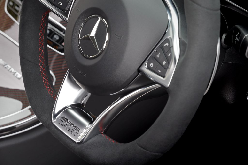 2015 Mercedes-AMG C63 S Edition 1. Photo: Contributed