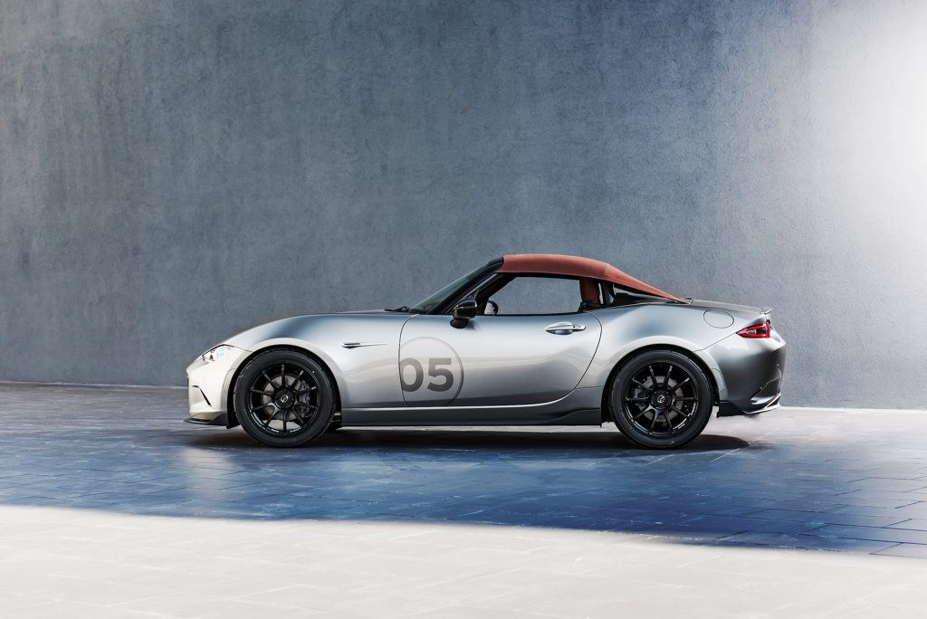 Mazda MX-5 Spyder Concept. Photo: Contributed.